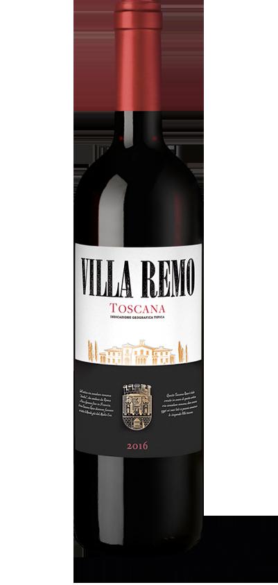 Villa Remo Rosso 2016