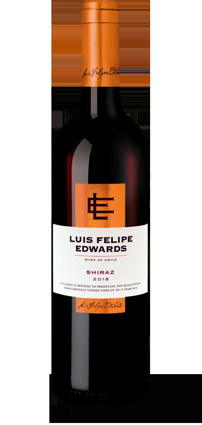 Luis Felipe Edwards Shiraz Classic Varietal 2018