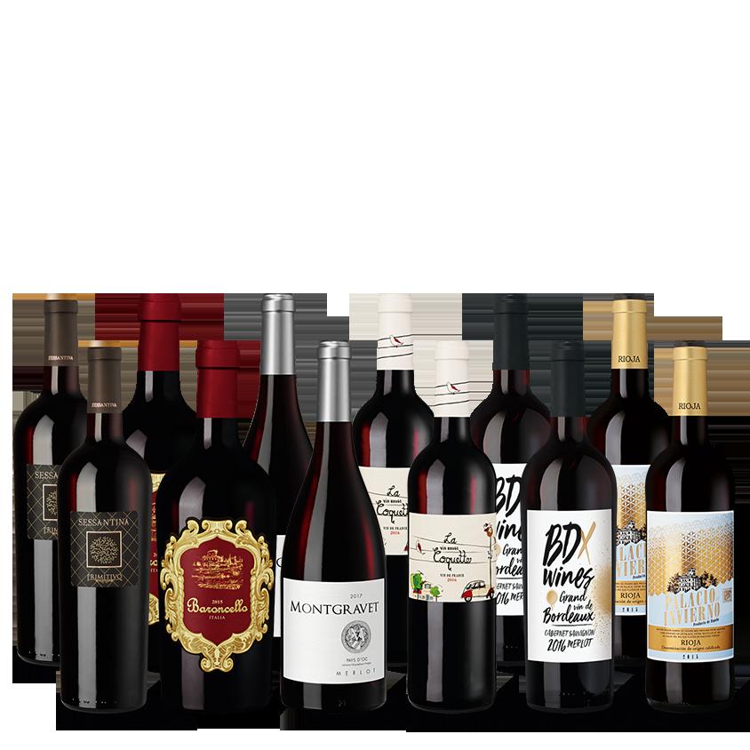 Vinpaket Smakfulla Droppar