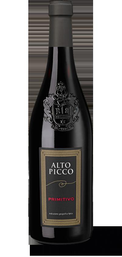 Alto Picco Primitivo 2017