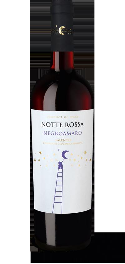 Notte Rossa Negroamaro 2017