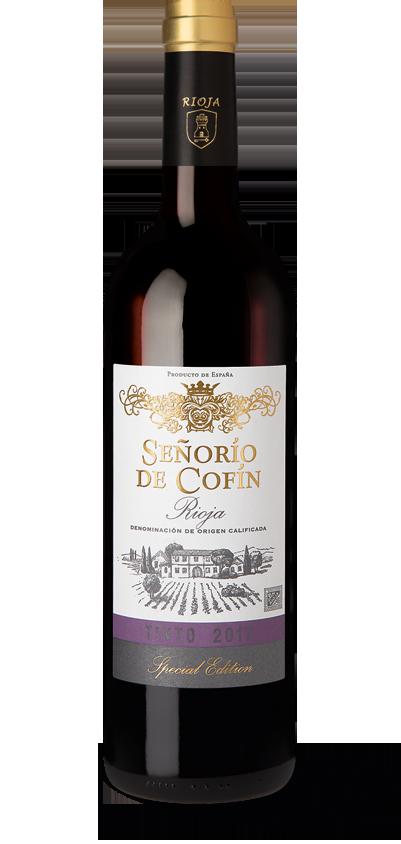 Señorio de Cofín Rioja 2017