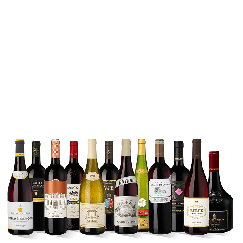 Vinpaket Fine Wine