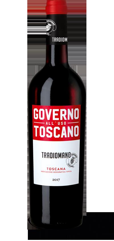 Tradiomano Governo all'uso Toscano 2017