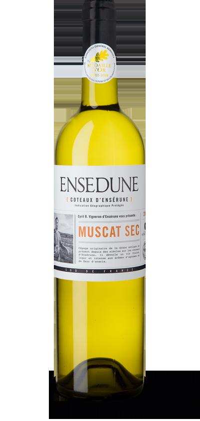 Ensédune Muscat Sec 2017