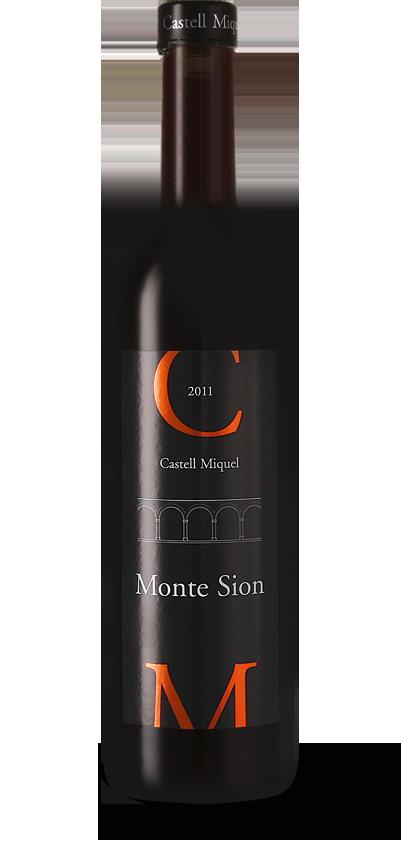 Castell Miquel Monte Sion Tinto 2011