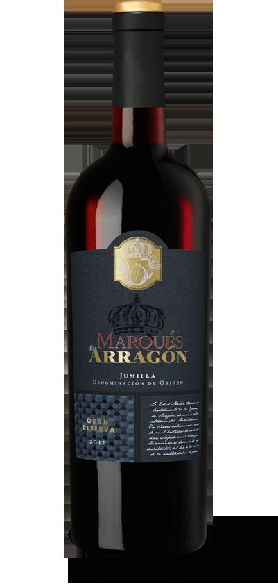 Marqués de Arragón Gran Reserva 2012