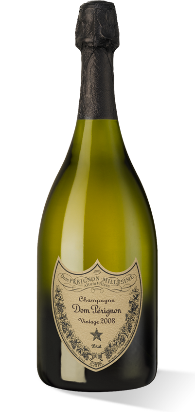 Champagne Dom Pérignon 2008