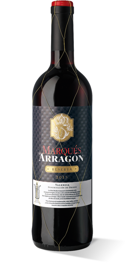 Marqués de Arragón Reserva 2015