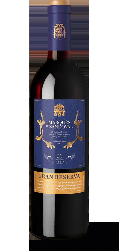 Marqués de Sandoval Gran Reserva 2013