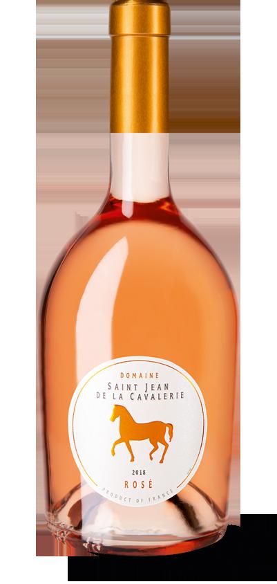 Domaine Saint Jean de la Cavalerie Rosé 2018