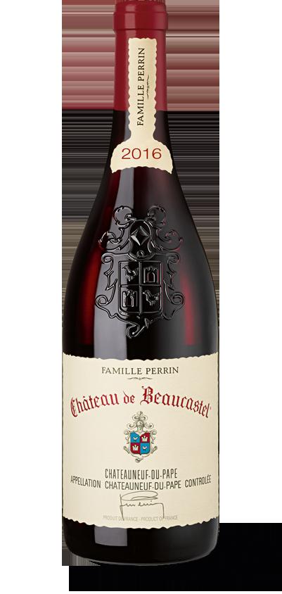 Château de Beaucastel rouge 2016