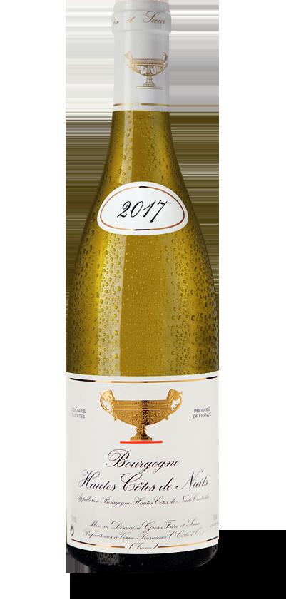 Gros Frère & Soeur Bourgogne blanc 2017