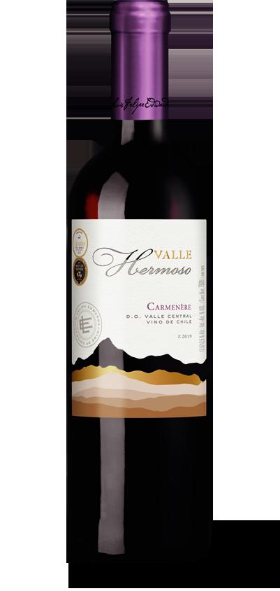 Valle Hermoso Carmenère 2019