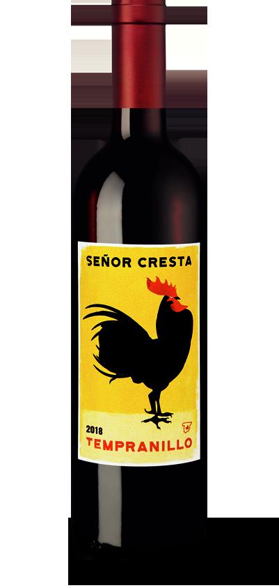 Señor Cresta Tempranillo 2018