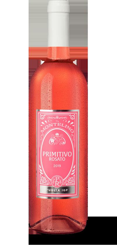 Il Montelino Primitivo Rosato 2019