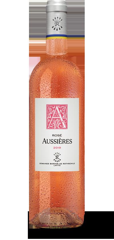 Rothschild Aussières Rosé 2019
