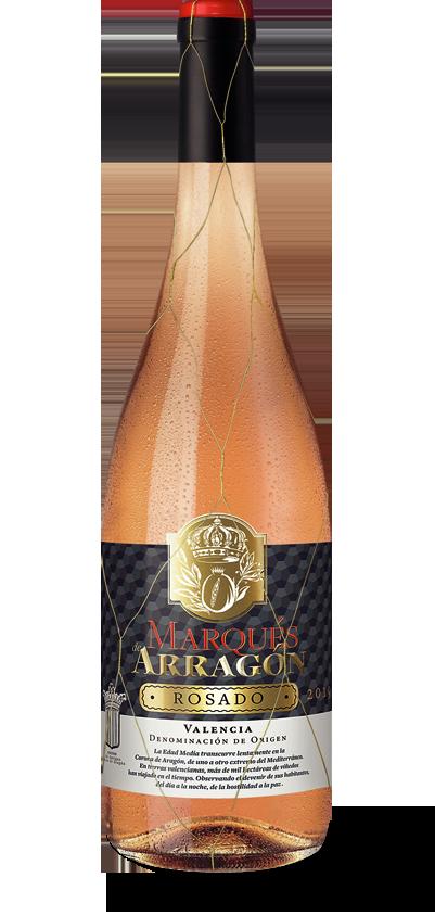 Marqués de Arragón Rosado 2019