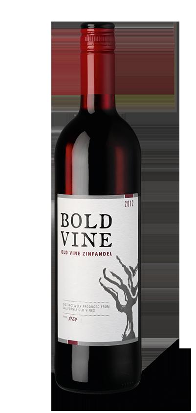 Bold Vine Zinfandel 2012