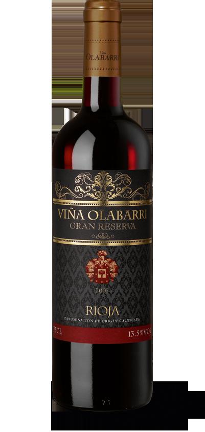 Viña Olabarri Rioja Gran Reserva 2007