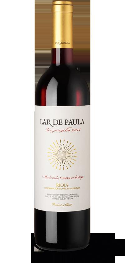 Lar de Paula Rioja Madurado 2011