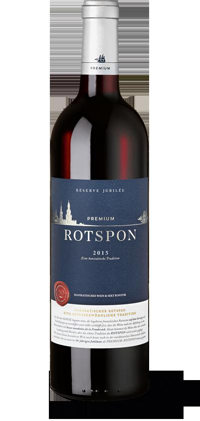 Premium Rotspon Réserve Jubilée 2015