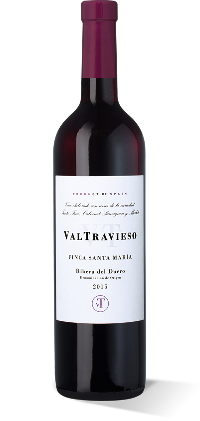 Valtravieso Oak Aged 2015