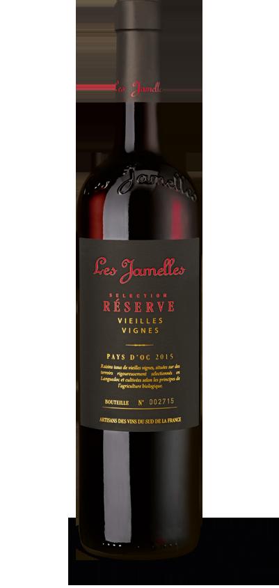Les Jamelles Sélection Réserve Vieilles Vignes 2015
