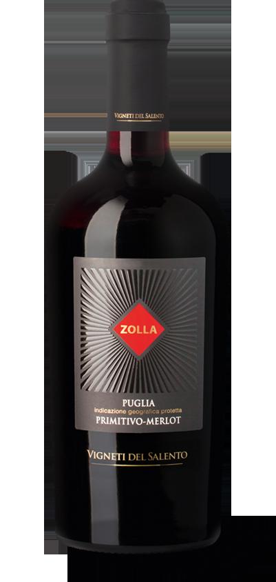 Zolla Primitivo-Merlot 2016