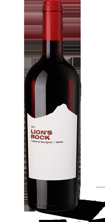 Lion's Rock Cabernet Sauvignon-Merlot 2017