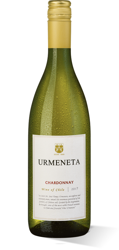 Urmeneta Chardonnay 2017