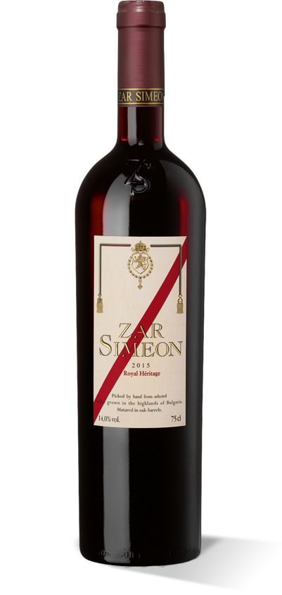 Zar Simeon Royal Héritage 2015