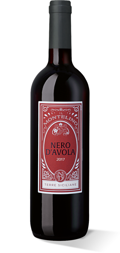 Il Montelino Nero d'Avola 2017