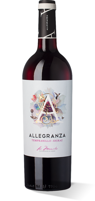 Allegranza Tempranillo Shiraz 2017