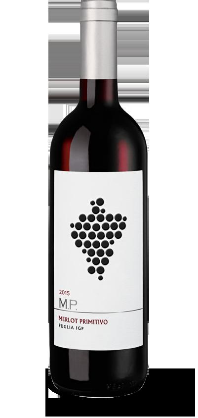 M.P. Merlot Primitivo 2015