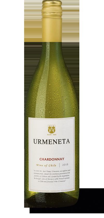 Urmeneta Chardonnay 2018