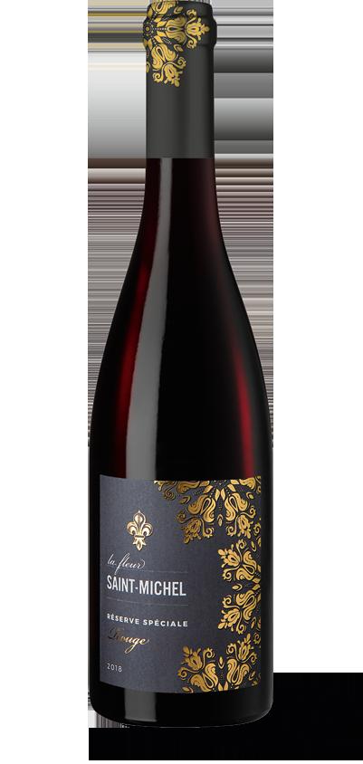 La Fleur Saint-Michel Réserve Spéciale Rouge 2018