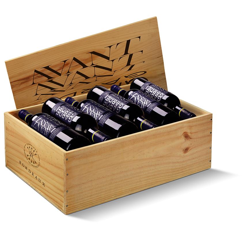 Rothschild Avant Garde Bordeaux 2016