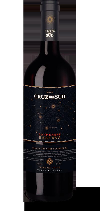 Cruz del Sud Carmenère Reserva 2018