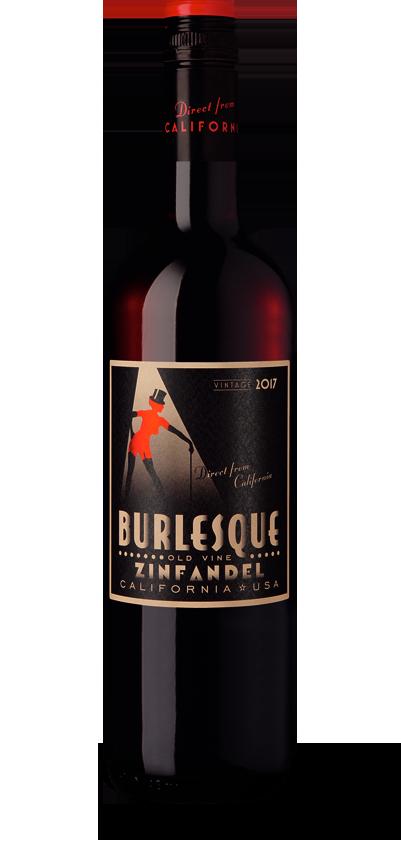 Burlesque Old Vine Zinfandel 2017