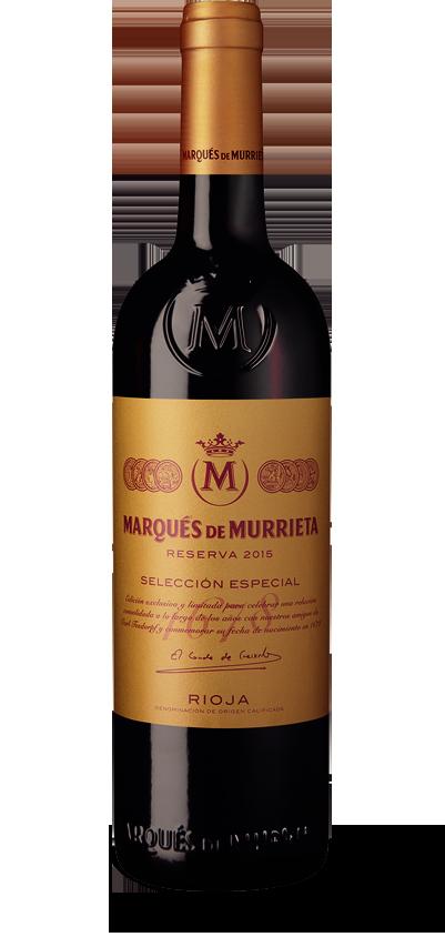 Murrieta Rioja Reserva Selección Especial 2015