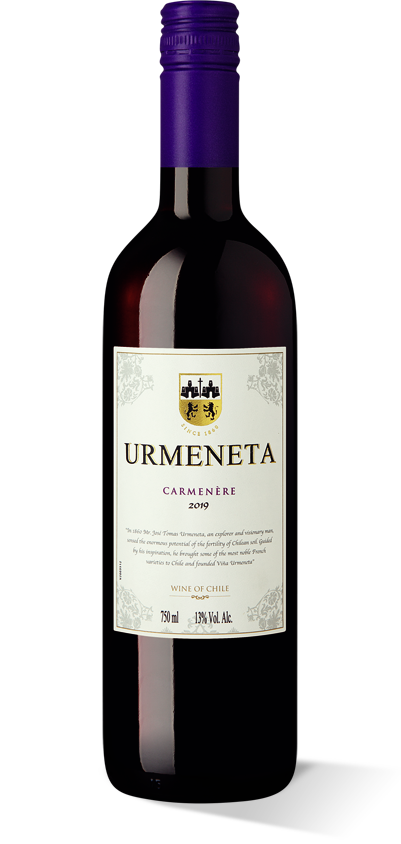 Urmeneta Carmenère 2019