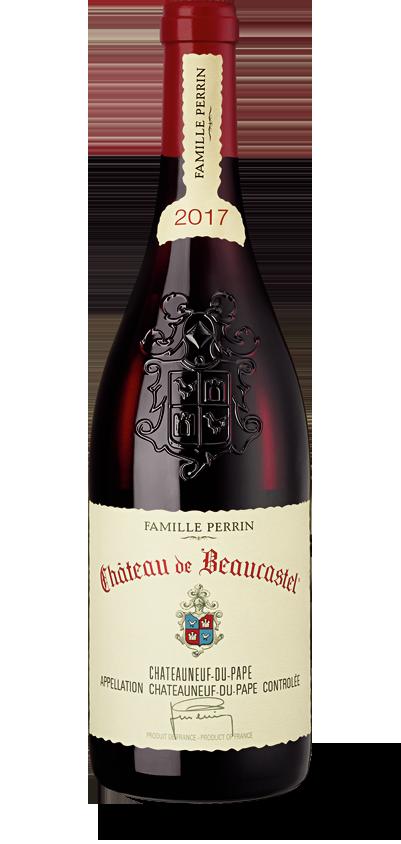 Château de Beaucastel rouge 2017