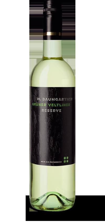 Baumgartner Grüner Veltliner Reserve 2018