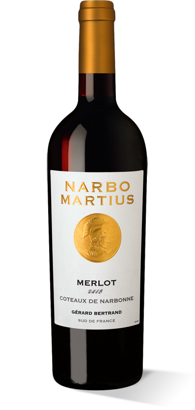 Narbo Martius Merlot 2018