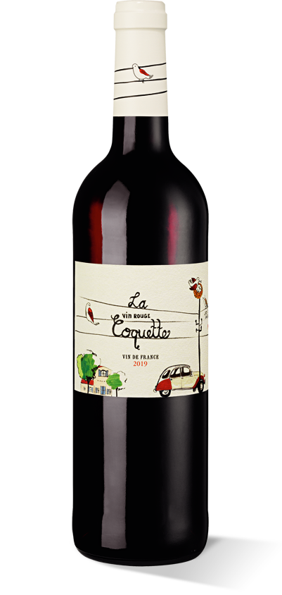La Coquette Rouge 2019