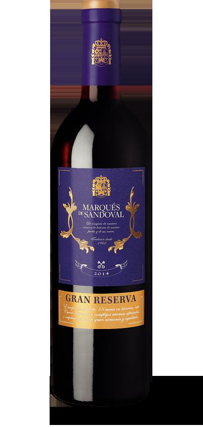 Marqués de Sandoval Gran Reserva 2014