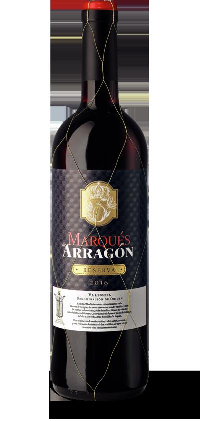 Marqués de Arragón Reserva 2016