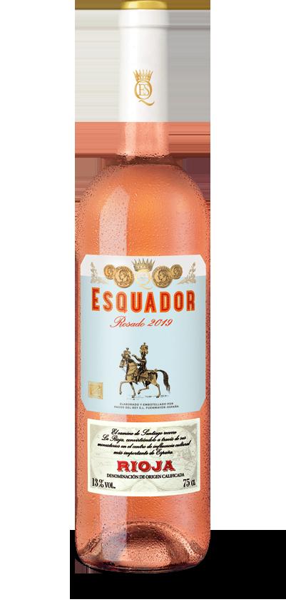 Esquador Rioja Rosado 2019