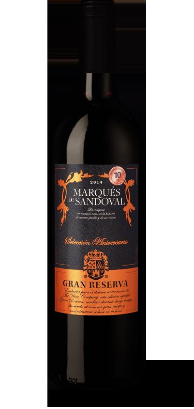 Marqués de Sandoval Gran Reserva Sel. Aniversario 2014